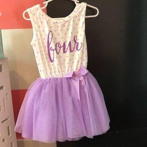 Other - Birthday girl 4th dress